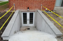 walkout basement contractor toronto