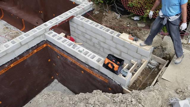 building basement walkout for Toronto home