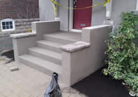 complete stairs