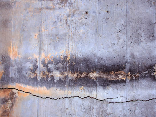 wall shrinkage cracks