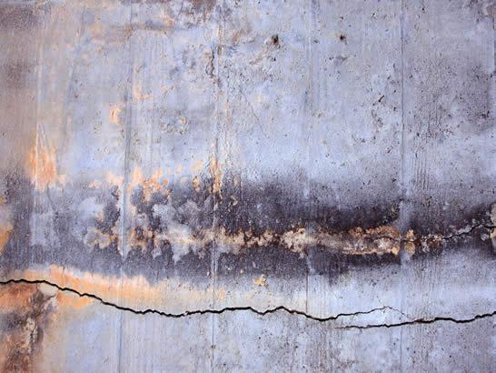 wall shrinkage cracks
