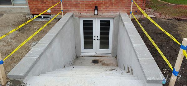 basement separate entrance