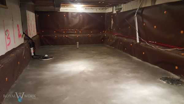 extra basement space